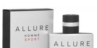 Campioni omaggio Chanel Allure Homme Sport