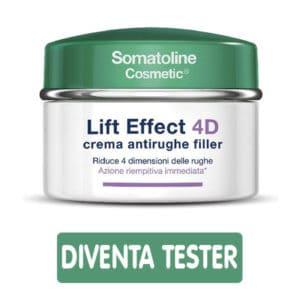 Crema Antirughe Filler Somatoline Lift Effect 4D