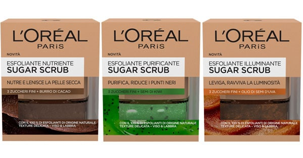 L'Oréal Paris Sugar Scrub Esfoliante
