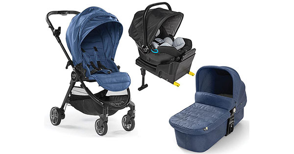 Passeggino Trio Baby Jogger City Tour Lux