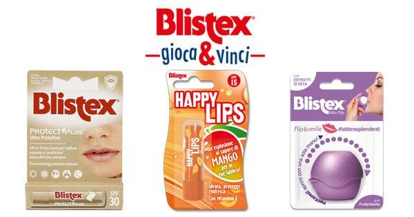 Concorso Blistex Gioca & Vinci