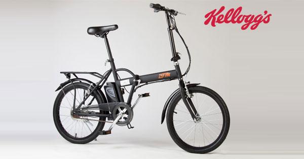 Concorso Con le barrette Kellogg's vinci una bici al giorno