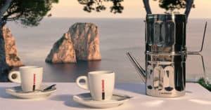 Concorso Kimbo ti porta a Capri