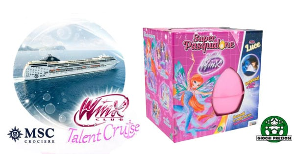 Concorso Winx Club Channel