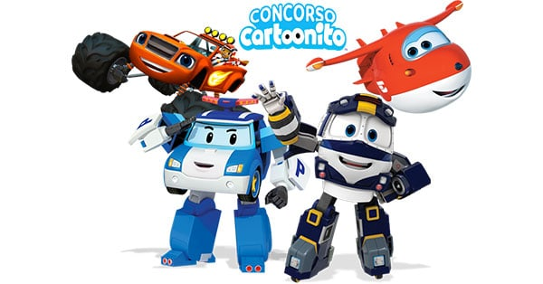 Playset e Action Figures Cartoonito