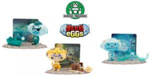 Vinci gratis un playset Hero Eggs