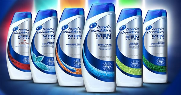 Diventa tester di Head&Shoulders Men Ultra