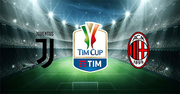 Concorso Radio Italia Vinci gratis i biglietti per Juventus - Milan finale di TIM Cup