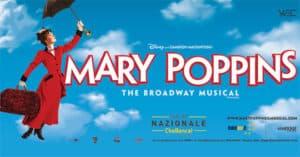 Concorso Radio Italia Vinci gratis biglietti per Mary Poppins Il Musical