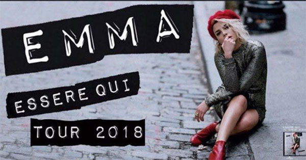 Concorso RTL 102.5 Vinci gratis 2 biglietti per un concerto di Emma