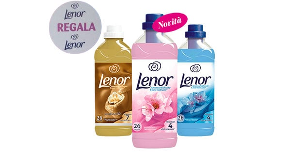 Lenor regala Lenor
