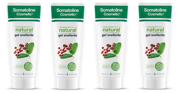 Diventa tester del nuovo Natural Gel Snellente Somatoline Cosmetics