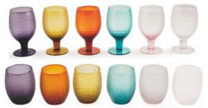 Vinci gratis set di bicchieri e calici Karma di Villa d'Este Home Tivoli