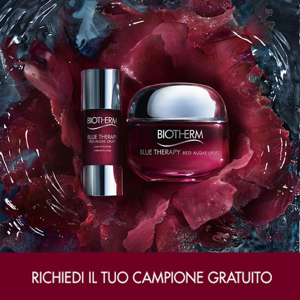 Campioni Omaggio Biotherm Blue Therapy Red Algae Uplift Crema