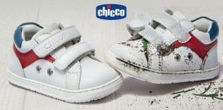 tester scarpe Chicco primi passi