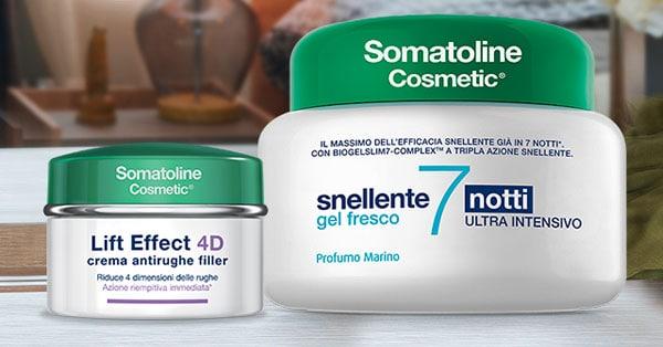 tester Somatoline Cosmetic