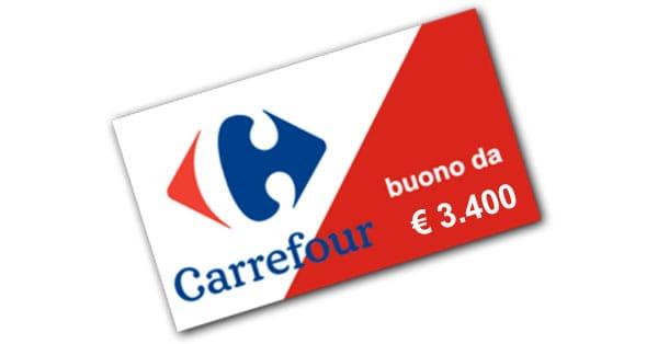 Concorso Carrefour A tutta benza
