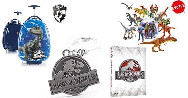 Concorso Carrefour Jurassic World Mettiti in salvo!