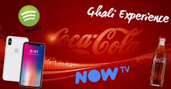 Concorso Coca-Cola Always on