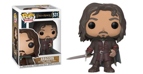 Concorso EMP Vinci Funko Pop Aragorn