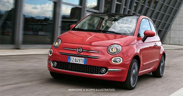 Concorso Gran Pavesi 2018 Vinci Fiat 500