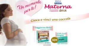 Concorso Materna - una coccola per te