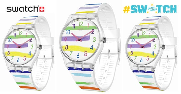Concorso Swatch on the beach