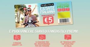 Concorso Piazza Italia Estate Italiana