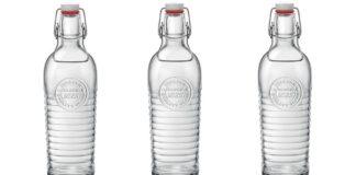 Bottiglia Bormioli in regalo