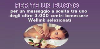 Ricevi un buono per massaggio a scelta e vinci viaggio