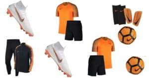 Vinci set Nike composto di 7 pezzi