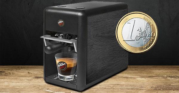 Macchina del caffè Trè Mini a solo 1 euro