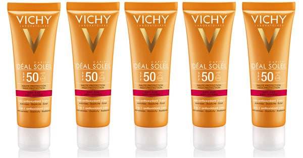 Campioni omaggio Vichy Idéal Soleil SPF 50
