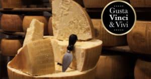 Concorso Parmigiano Reggiano Gusta Vinci & Vivi