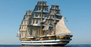 Concorso RTL 102.5 Vinci gratis un'esperienza unica a bordo dell'Amerigo Vespucci