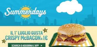 McDonald's Summerdays 2018