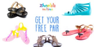 Prova gratis un paio di sandali Zhoelala Milano
