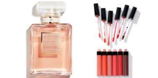 Campioni omaggio Chanel Rouge Choco Lip Blush o Coco Mademoiselle