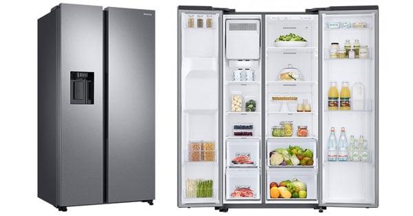 tester dei frigoriferi Samsung Side by Side