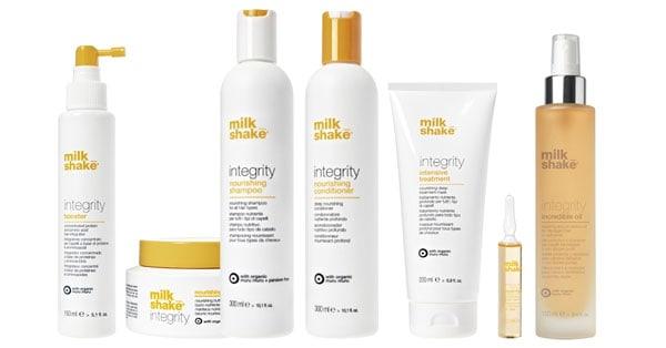 tester dei prodotti per capelli Milk Shake Z.One Concept