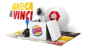 Concorso Burger King Bk Zone Worldcup