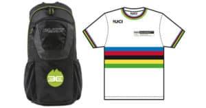 Concorso RDS Vinci gratis kit 3epic MTB Marathon con maglietta e zainetto