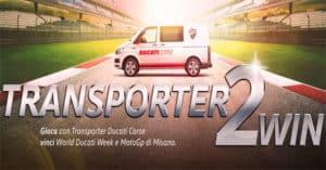 Concorso Transporter2win