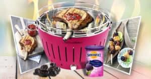 Concorso Vinci un barbecue e griglia con Sunsweet!