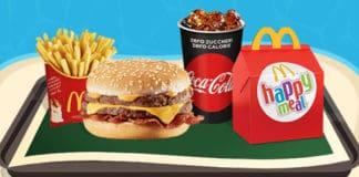 Menu Crispy McBacon o McChicken + Happy Meal a 8 Euro