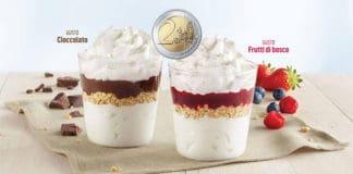 Sweet Temptation a 2 Euro da McDonald's