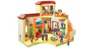 Concorso Pampers Gioca e vinci il grande asilo Playmobil