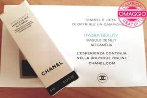 Campione omaggio Chanel Hydra Beauty