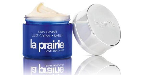 Campione gratuito La Praire Skin Caviar Luxe Cream