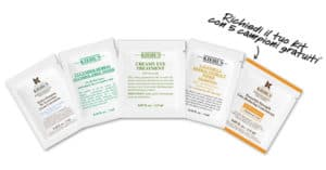Campioni gratuiti Kiehl's Cremaholics